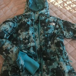 Beautiful XS women Northface ski /winter jacket